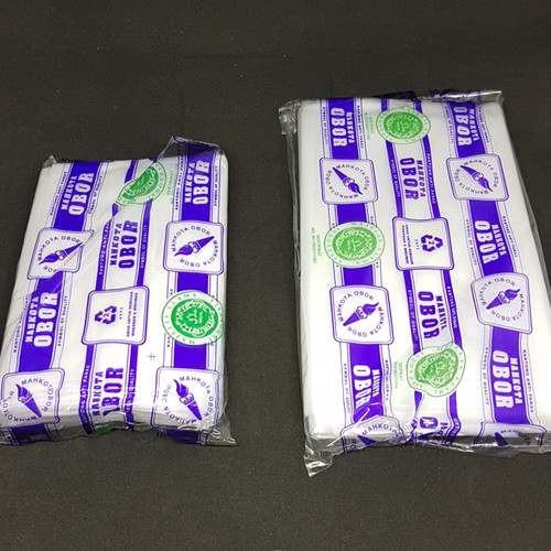 Foto Produk Kantong Plastik Anti Panas merk Obor isi 230 gram - 12x25 500gr dari Dwi Jaya18