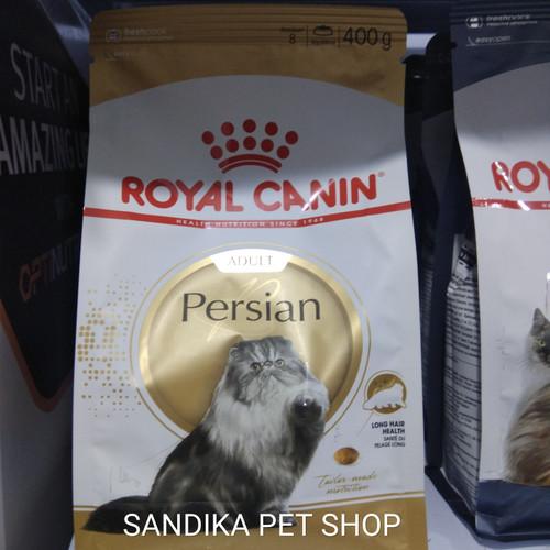 Foto Produk Makanan Kucing ROYAL CANIN PERSIAN ADULT 400 GRAM FRESHPACK dari Sandika Petshop