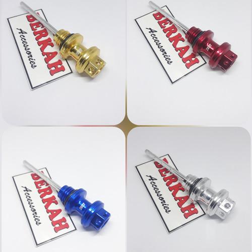 Foto Produk Tutup oli new full cnc semua motor dari berkah accesories