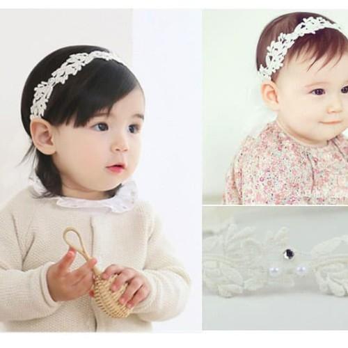 Foto Produk Headband Anak Lucu / Bando Bayi / Headband Bayi / Bando Anak dari M&K ( Mom & Kids)