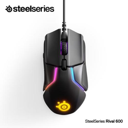 Foto Produk Steelseries Rival 600 Gaming Mouse dari Steelseries Indonesia
