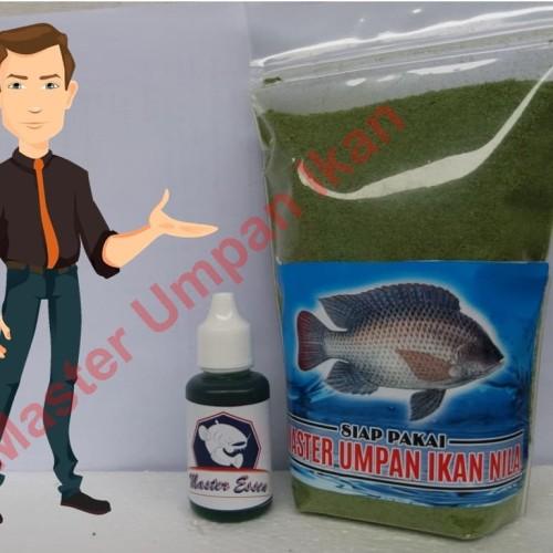 Foto Produk paket hemat umpan ikan nila / master umpan ikan nila dari Master Essen Ikan