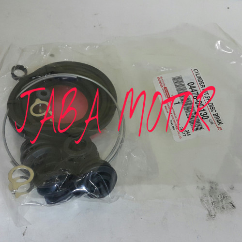 Foto Produk Karet rem depan-Kit kaliper rem New vios E-New limo-Yaris seri E ori dari JABA MOTOR TOYOTA