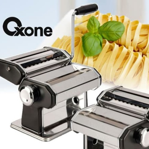 Foto Produk Pembuat Pasta Mie Molen Oxone Noodle Maker Machine – OX355AT dari williamandy