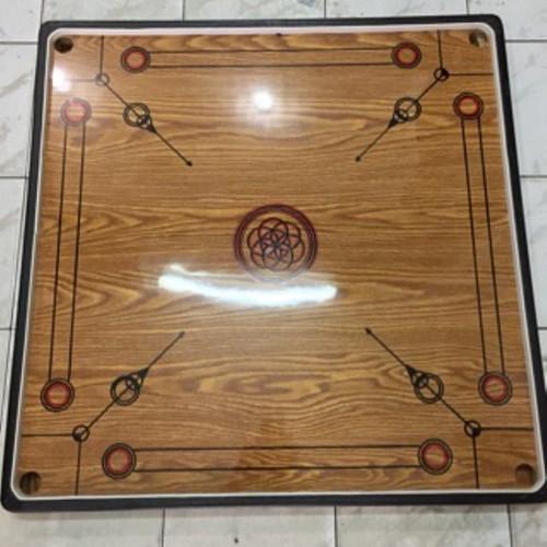 Foto Produk KHUSUS GOJEK Meja Karambol Besar Free Biji Karambol dari Gema Sports
