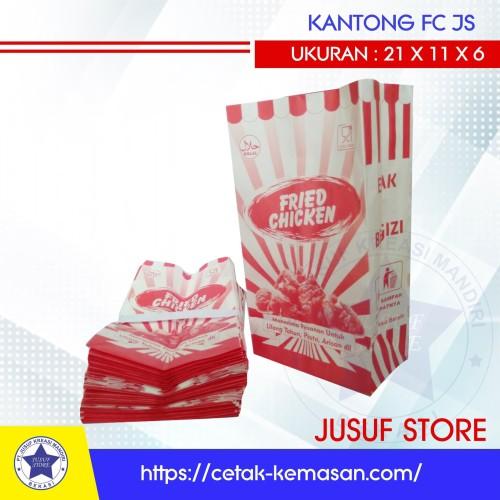 Foto Produk Kantong fried chicken paper bag dari new Jusuf Store