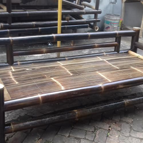 Foto Produk Bale bale betawi bambu hitam dari mastermuda