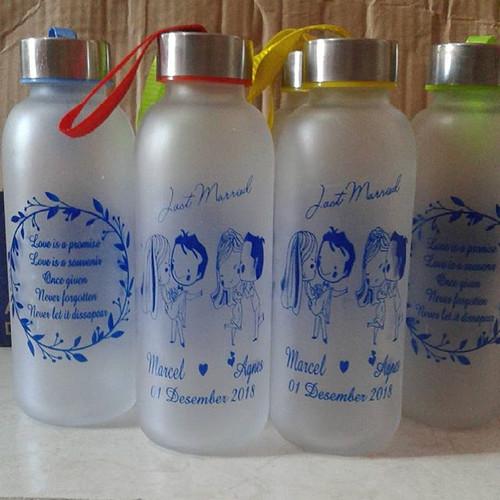 Foto Produk Souvenir tumbler/souvenir jakarta/souvenir pernikahan/souvenir botol dari purmata souvenir