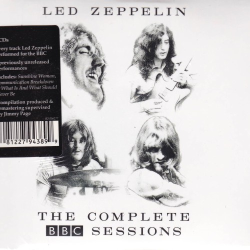 Foto Produk Led Zeppelin - The Complete BBC Sessions 3CD Remastered Supervised by dari web komputindo