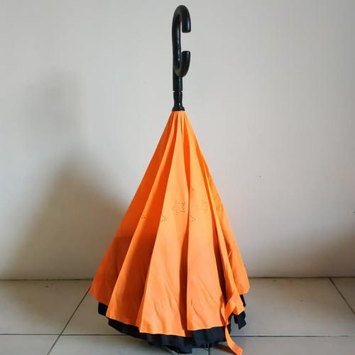 Foto Produk Payung Terbalik Kazbrella Payung Unik dari Hokky Dokky