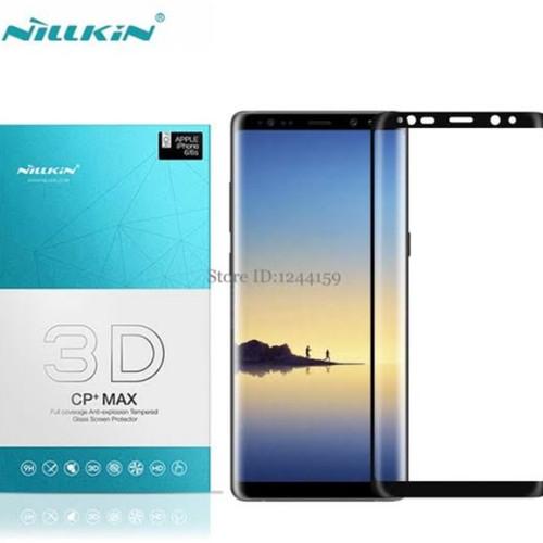 Foto Produk anti gores tempered glass Nillkin 3D CP+ Max Samsung Galaxy Note 8 dari waroenk aksesoris ori