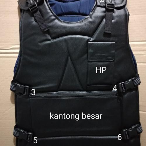 Foto Produk Rompi Hp/ROMPI MOTOR/TOURING/BIKER/BODI PROTECTOR dari LABANA HELM