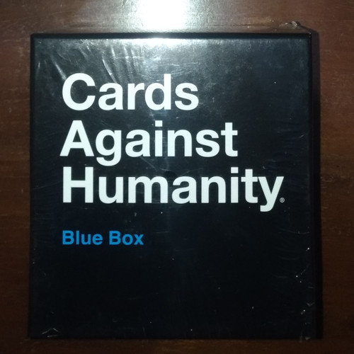 Foto Produk Cards Against Humanity : Blue Box (OEM) dari Cremona Shoppu