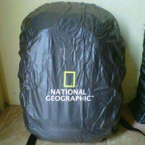 Foto Produk Cover Bag | Jas Hujan Buat Tas National Geographic dari andreykeren04 Store