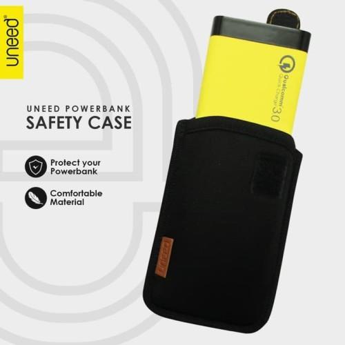 Foto Produk UNEED Pouch Tas Case Powerbank Qualcomm Quickbox 8 - 12 & PD 10 dari Hippo Power Bank
