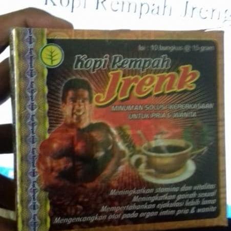 Foto Produk Obat Lemah Syahwat Original dan Halal dijamin Ampuh dari Agen Resmi Kopi Jreng