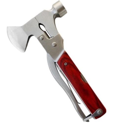 Foto Produk EDC Kampak Palu Tang Pisau Gergaji Obeng Hex Pencongkel Survival Tools dari lbagstore