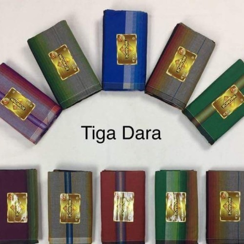 Foto Produk SARUNG WADIMOR Motif 3 Dara GOLD dari pratama home store