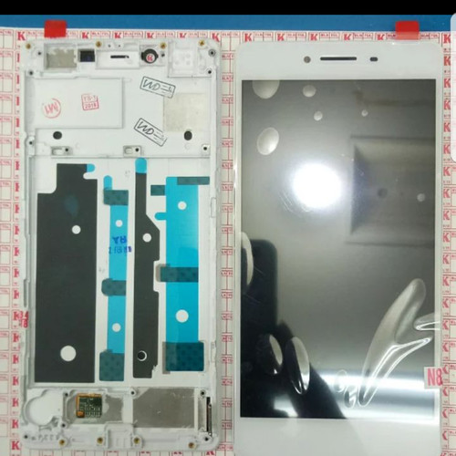 Foto Produk LCD TOUCHSCREEN FRAME OPPO R7S ORIGIN dari king acc&sparepart hp