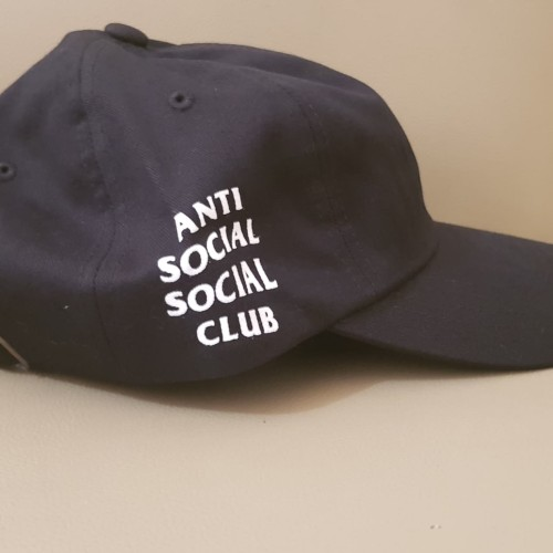 Foto Produk Topi Weird Cap ASSC Original - Hitam dari NPCS