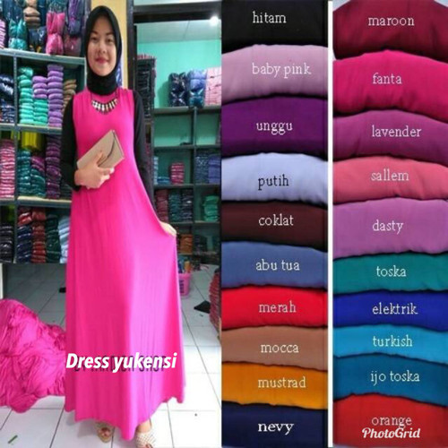 Foto Produk Dress muslim dari Aldee's shop