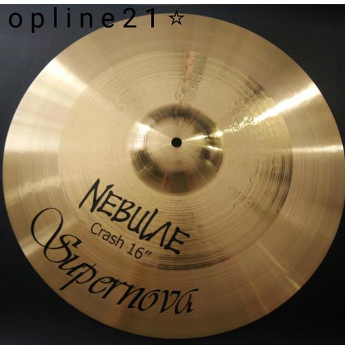 "Foto Produk Cymbal SUPERNOVA Crash 16"" by Nebulae dari Popline21"