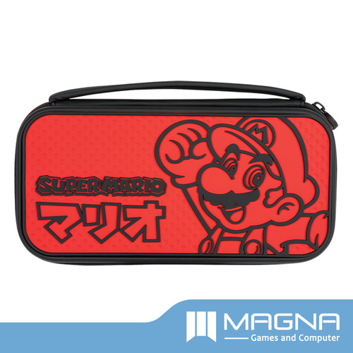 Foto Produk Nintendo Switch PDP Deluxe Console Case Mario Kana Edition dari Magna Games & Computer