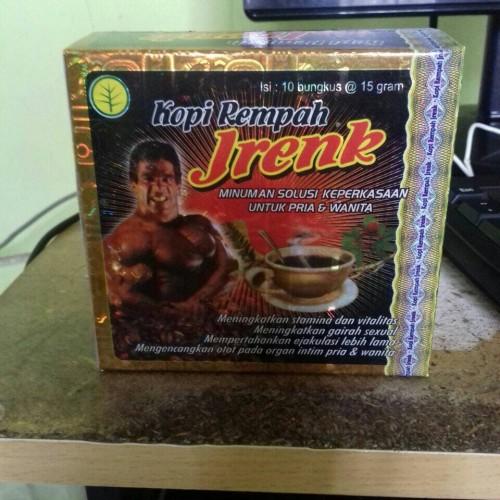 Foto Produk Obat Lemah Syahwat Kopi Rempah Jrenk Original dari Agen Resmi Kopi Jreng