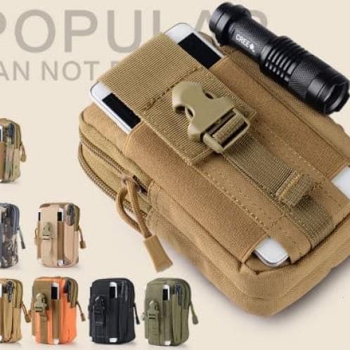 Foto Produk Tas pinggang Dompet /sarung Hp army 1188 (tas Gadget kecil) dari Babyliss Master
