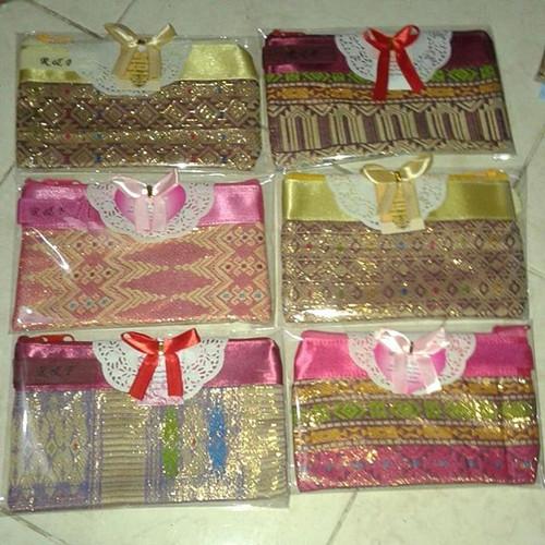 Foto Produk Souvenir dompet songket/souvenir pernikahan/souvenir murah dari purmata souvenir