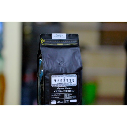 "Foto Produk Tagetto Coffee ""CREMA ESPRESSO"" 250GR Biji / Bubuk | Specialty Arabica - BUBUK MEDIUM dari TAGETTO COFFEE"