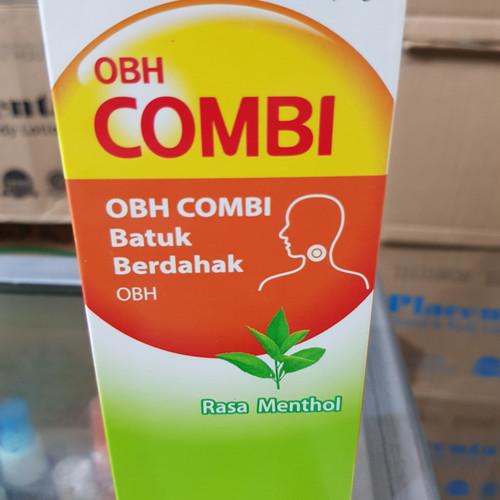 Foto Produk OBH Combi Batuk Berdahak dari Apt Sentosa