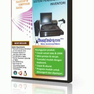 Foto Produk Software Penjualan Toko Original Untuk Berbagai Macam Jenis Usaha dari DuniaCentra
