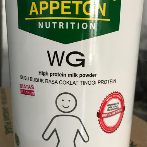 Foto Produk Appeton Weight Gain Susu Untuk Gemuk Rasa Coklat (Dewasa) - 900 Gram dari cometobuy