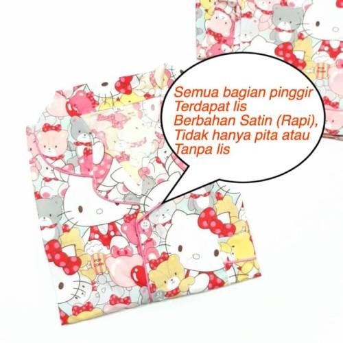 Foto Produk Hello Kitty Sleepwear Piyama Baju Tidur Dewasa Wanita dari toko mantap999