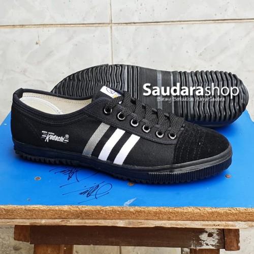 Foto Produk Sepatu Kodachi All black /Sepatu Kodachi 8111 Hitam Allblack - 38 dari Saudara Shop