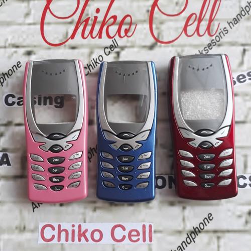 Foto Produk casing nokia 8250 merah - Merah Muda dari chiko cell