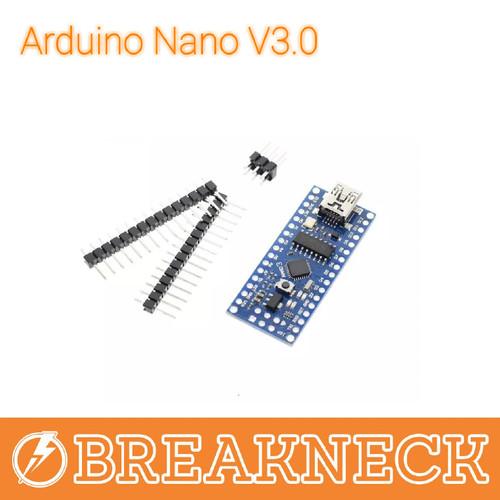 Foto Produk Arduino Nano V3.0 Atmega328 dari Breakneck