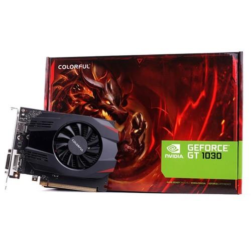 Foto Produk VGA Colorful GeForce GT 1030 2G V3 - DDR5 dari J&J online