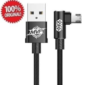 Foto Produk Baseus Elbow Type Cable MVP Micro USB 2M Original dari Original 100% Asli