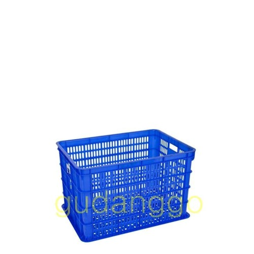 Foto Produk Container 2208 L Green Leaf P60.6xL43xT37.7cm Keranjang Industri dari Gudanggo Houseware