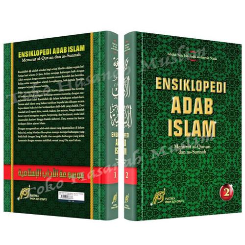 Foto Produk Ensiklopedi Adab Islam dari Toko Hasanah Muslim