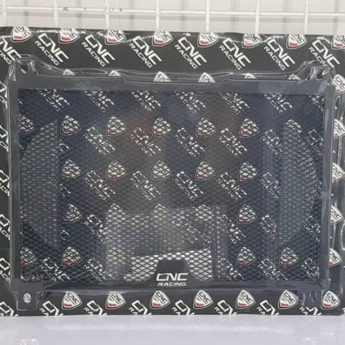 Foto Produk CNC Racing Radiator Guard Untuk Motor Kawasaki Z900 dari duniamotorcom-DM