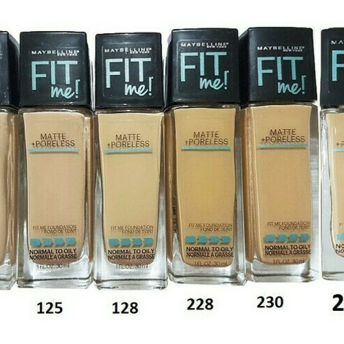 Foto Produk maybelin fit me foundation dari glamou