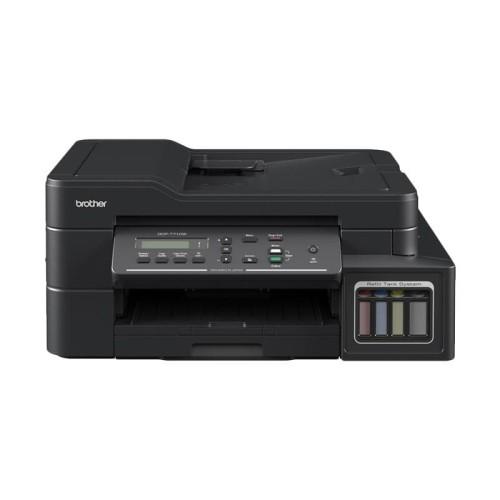 Foto Produk Brother DCP-T710W Wireless ADF Printer Inkjet Multifungsi - Hitam dari myprinter.id