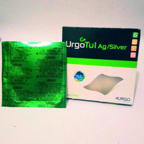 Foto Produk urgotul ag/silver/antibiotik luka diabetes, luka infeksi, luka operasi dari toko barokkkkkah