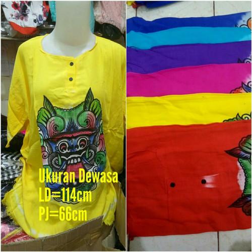 Foto Produk Terlaris Baju Barong Bali Warna Polos Ukuran Dewasa dari Toserba online 99