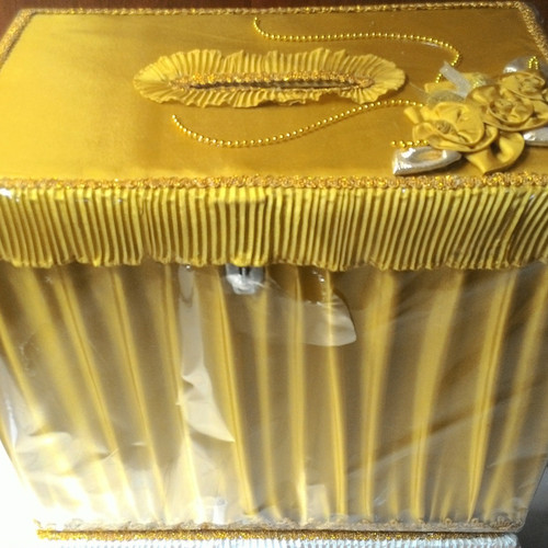 Foto Produk Kotak uang kawinan - nikahan - resepsi - khitanan dari in's ol shop