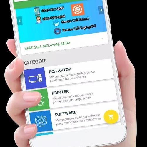 Foto Produk Source Code Android Toko Online + Bonus dari Ramly Olshop