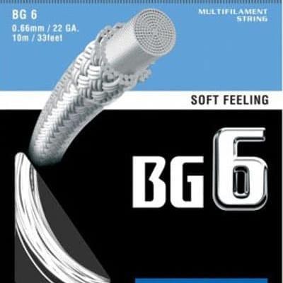 Foto Produk SENAR BADMINTON - YONEX BG6 BG 6 - ORIGINAL dari pro champion
